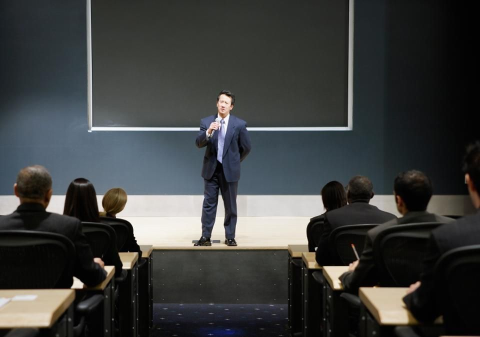 Four Tips For Novice Public Speakers